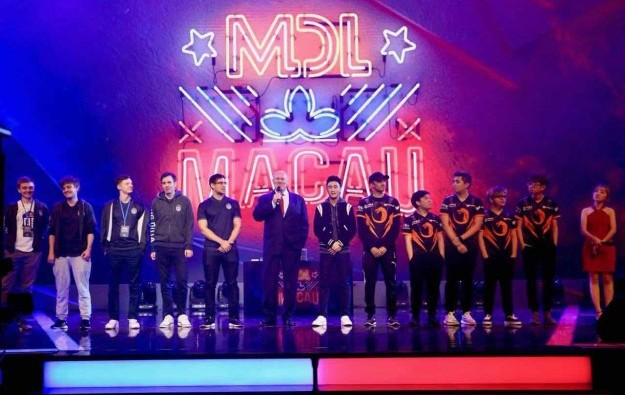 Casino firm SJM sponsors e-Sports event in Macau