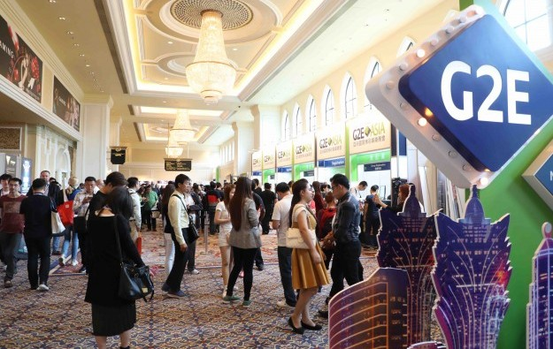 G2E Asia trade show, conference begins today in Macau