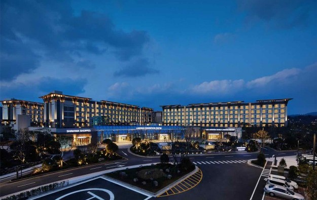 New hotel Shinhwa Resort at Jeju ready 2019: promoter