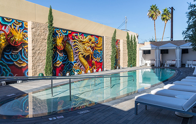 Ggrasia Auction For Vegas Lucky Dragon Casino Hotel Attracts No