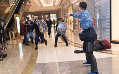 Macau authorities declare casino attack drill a success