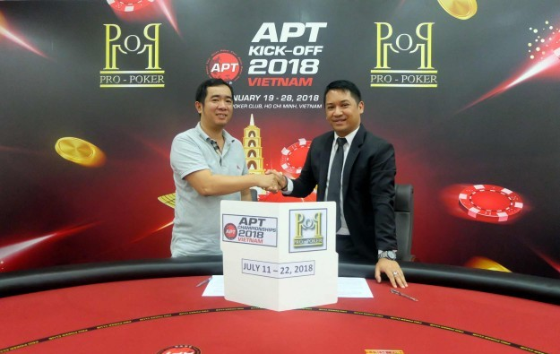 Asian Poker Tour returning to Vietnam in July