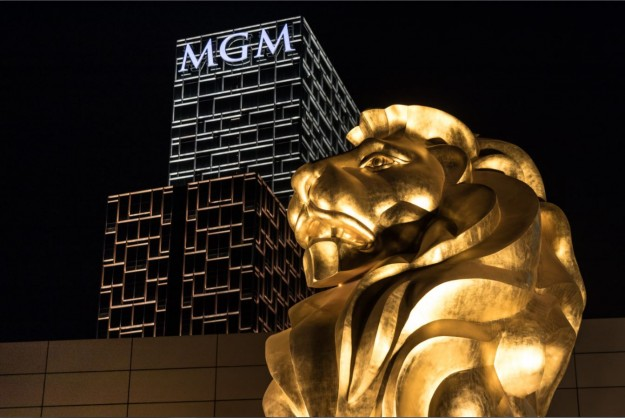MGM China 3Q rev up 37pct on MGM Cotai ramp up