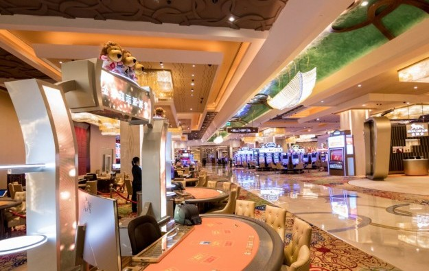 MGM China 4Q rev up, full Cotai room inventory by spring