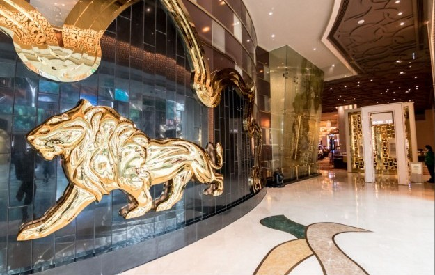 Some Mansion villas opened this week at MGM Cotai