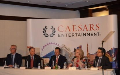 Caesars mulls different locations for Japan scheme
