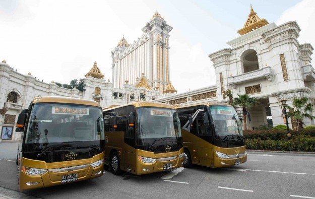 Galaxy says first Macau op with all-electric buses