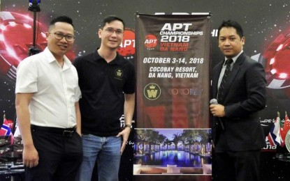 APT Vietnam plans Da Nang poker event in Oct