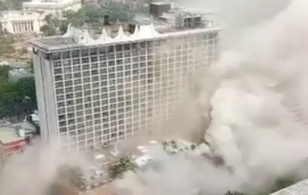 Death toll in Philippine casino hotel fire rises to five