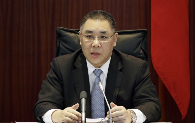 No talks with Hainan on gaming topics: Macau CE