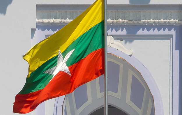 Myanmar border casino attacked by insurgents: reports