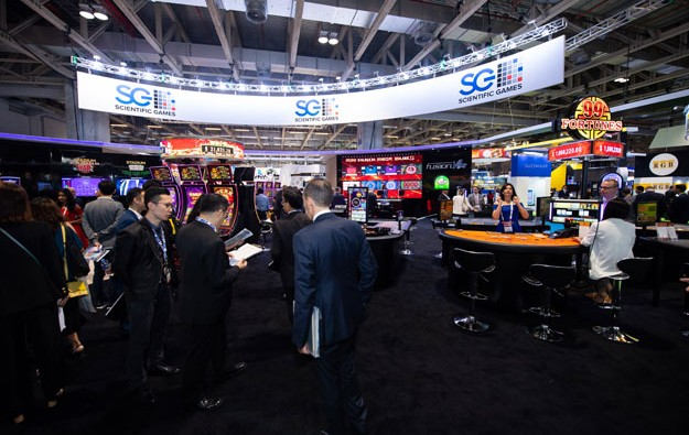 Sci Games digital division names Schrier chief salesperson