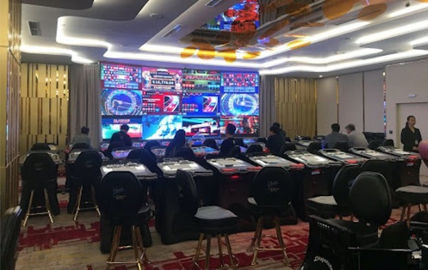 Interblock adds games at New World Hotel, Vietnam