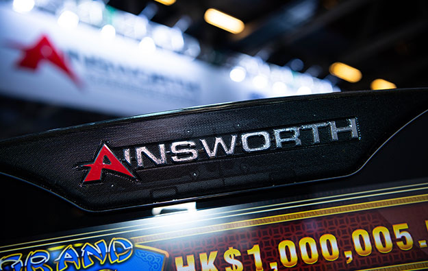 Americas up, 1H profit to shrink at slot firm Ainsworth