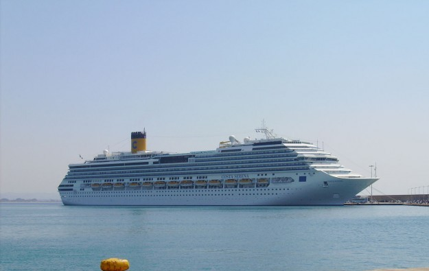 S.Korea's Incheon welcoming casino cruise in 2019