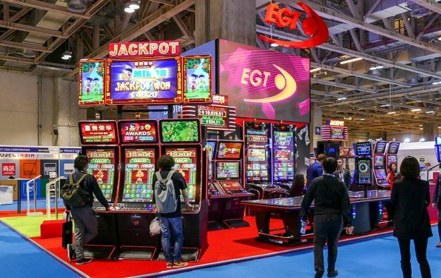 Slot maker EGT says its G2E Asia relaunch a success