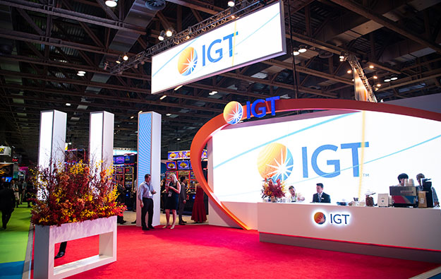 IGT 2Q revenue halved, CEO flags 'improving trends'