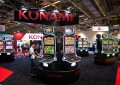 Konami slot division quarterly revenue down, profit up
