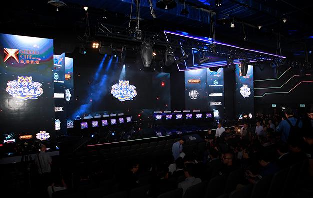 E-Sports venue long-term deal for Studio City: exec