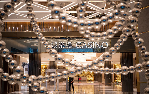 Profit soars at Melco Int in 1H on improved gaming