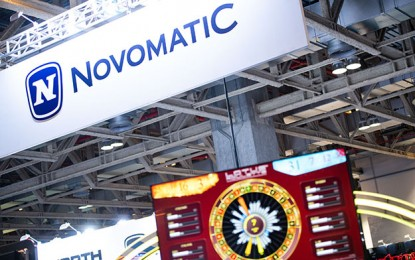 Novomatic sales rise 10.5pct to US$2.91bln in 2018