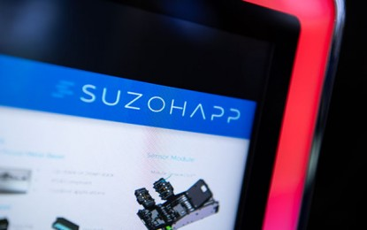 SuzoHapp launches gaming components website