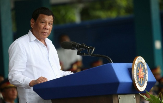 No order needed re Boracay casino ban: Duterte, official