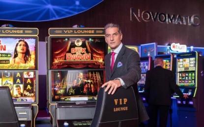 Novomatic's CEO Harald Neumann steps down