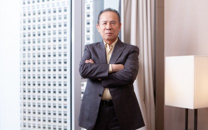 Kazuo Okada wants PSE to stop Tiger Resort backdoor float