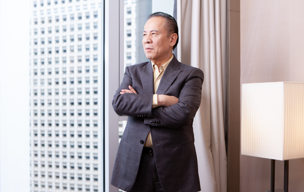 Manila prosecutors dismiss perjury case vs Kazuo Okada