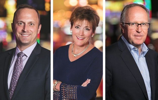 Mohegan Sun announces trio of new leaders