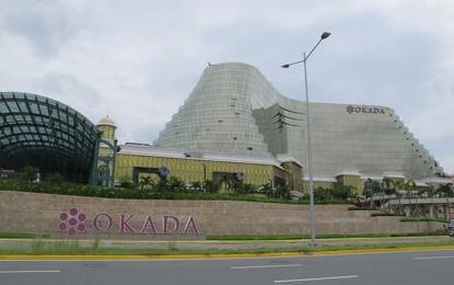 Okada Manila's GGR jumps 26pct in April: Universal