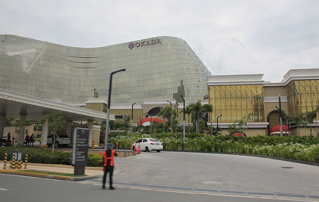 Okada Manila's GGR up 68pct in March: Universal