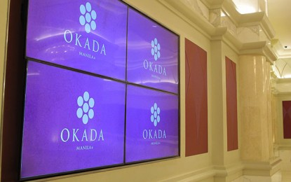 New slot programme play system at Okada Manila