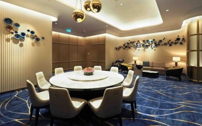 Junket group Meg-Star opens VIP area at Venetian Macao