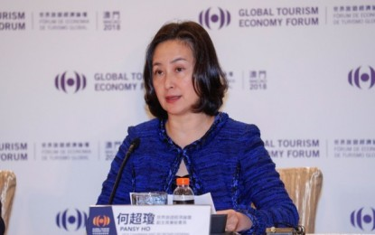 Pansy Ho confident in Macau's non-gaming appeal