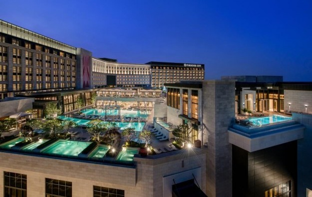 S. Korea's Paradise Co casino sales slightly down in March