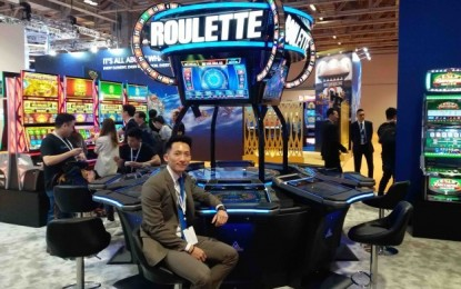 Aruze's Lucky Roulette looks to Macau market chances