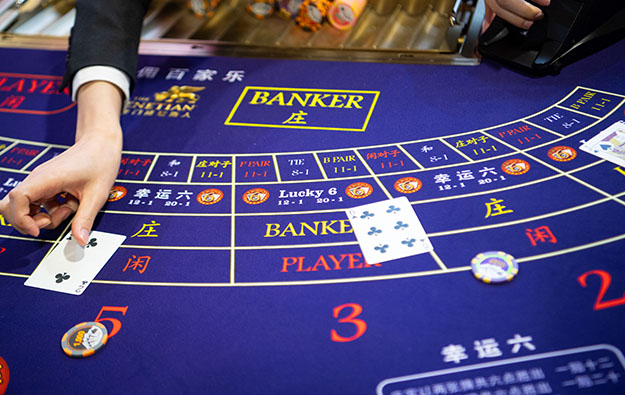 Betting chinese poker