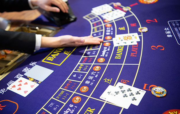 Service quality so-so in Macau casino sample: survey