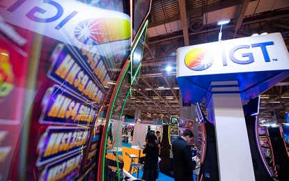 IGT 3Q EBITDA down 8pct despite strong gaming sales