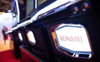 Konami gaming segment posts loss for Apr-Jun period