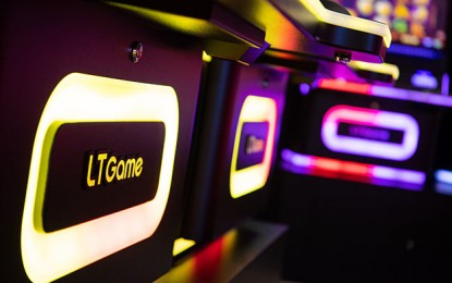 LT Game says 1Q Macau launch for its Jackpot Series