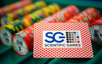Scientific Games completes offering of US$1.1bln of debt