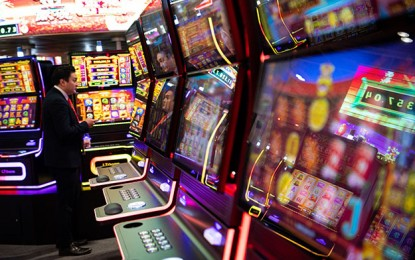 S. Korean casinos for foreigners 2018 takings US$1.4 billion