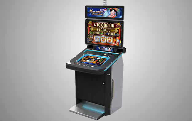 Sega Sammy launches Genesis Slant cabinet in Macau