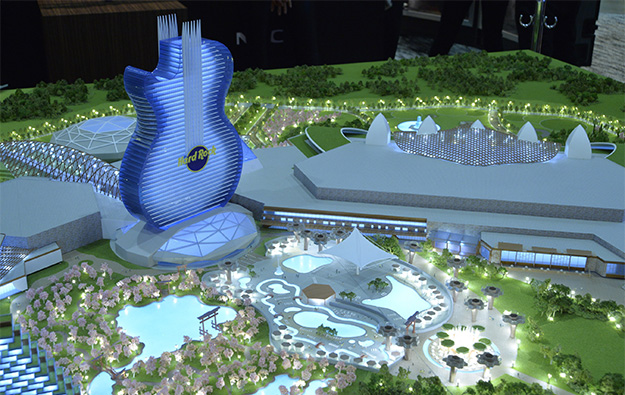 Hard Rock offers detail on proposed Hokkaido project