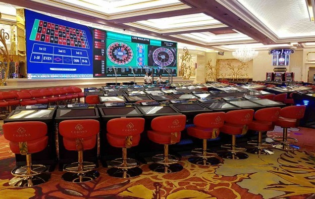 Novomatic says major supplier to new Vietnam casino