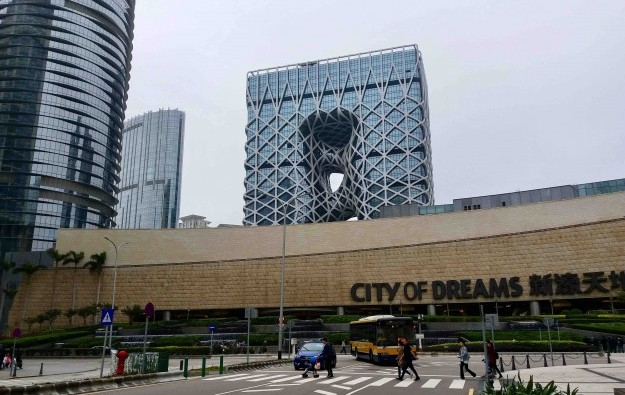Gaming recovery helps Melco Resorts EBITDA break even 4Q