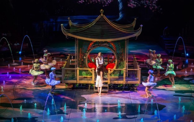 Melco confirms job cuts as Dancing Water show off until Jan